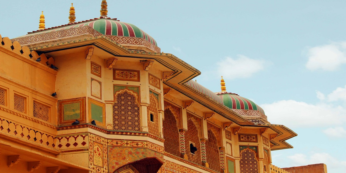 Layover in Jaipur: Amber Fort