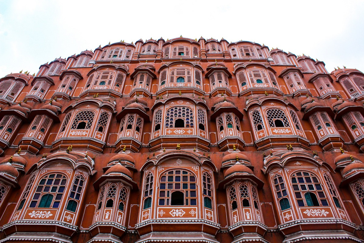 Layover in Jaipur: Hava Mahal