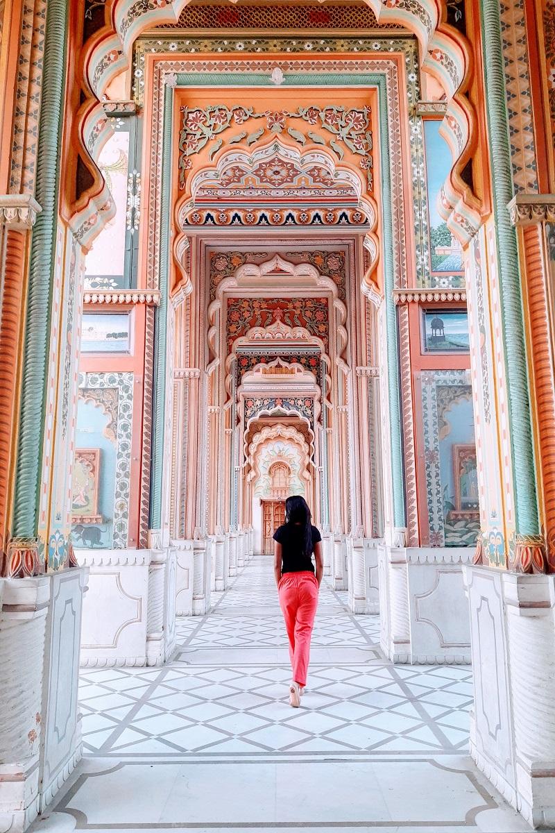 Amber Fort Exploration In Jaipur