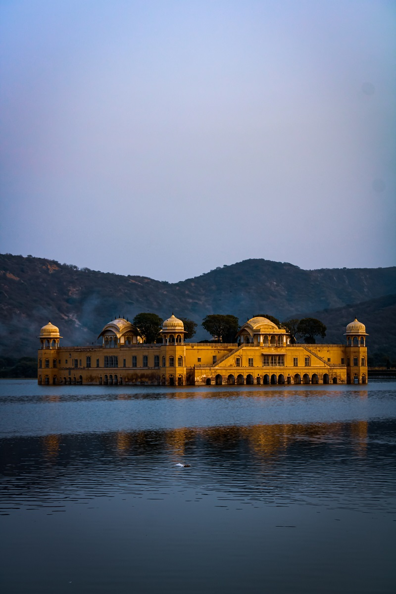 Jal Mahal - The Palace On Water