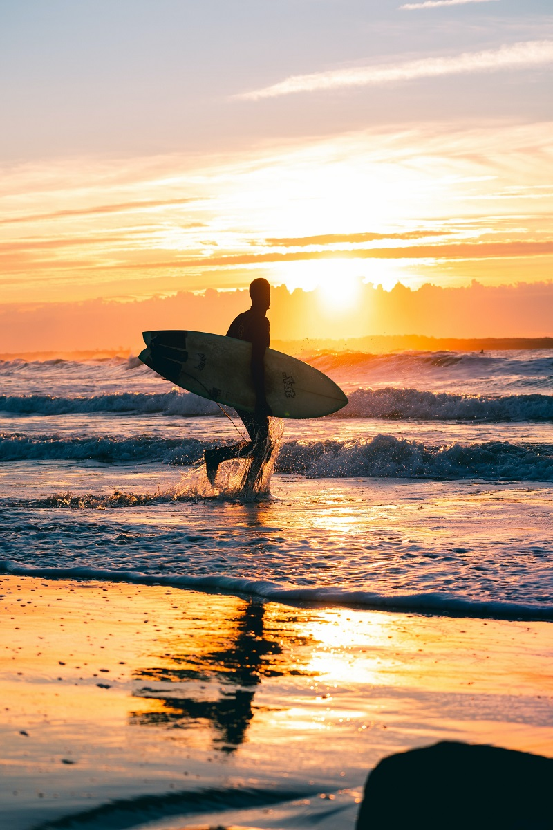 Surfing & Water Sports in Rio